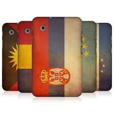 HEAD CASE VINTAGE FLAGS SET 5 BACK CASE FOR SAMSUNG GALAXY TAB 2 7.0 P3100 P3110