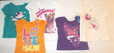Childrens Place Infant Toddler Girls TShirts Various Colors, Sizes, Patterns NWT