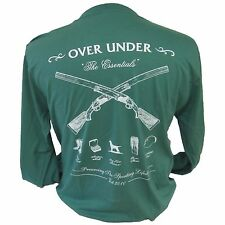 The Essentials by Over Under Clothing Charleston Green Long Sleeve T-shirt