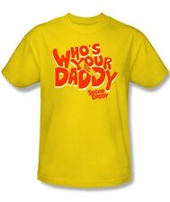 Tootsie Sugar Daddy Who's Your Daddy Licensed Tee Shirt Adult S-3XL