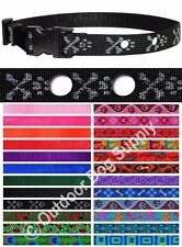 DogWatch® Lupine Replacement Dog Collar Strap! 14 Patterns! 7 Colors!
