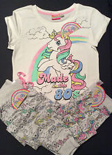 Primark Ladies My Little Pony Pyjamas, Leggings, T Shirt, Jumper Build Your Own