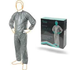 WOMAN MEN SAUNA SUIT FOR WEIGHT LOSS SLIMMING TRAINING EXERCISE SWEAT HOME GYM