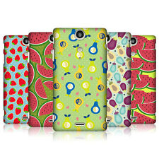 HEAD CASE DESIGNS FRUIT PATTERNS 2 CASE COVER FOR SONY XPERIA TX LT29i