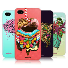 HEAD CASE HUMAN ANATOMY PROTECTIVE SNAP-ON BACK CASE COVER FOR APPLE iPHONE 4 4S