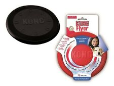 Kong K9 FLYER For Dogs - Soft Rubber Frisbee Disc Fetch Toy PICK SIZE and STYLE