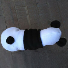 Pet Dog Puppy Fleece Panda Hoodie Apparel Pullover Coat Costume Outfit Clothes