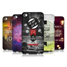 HEAD CASE CHRISTIAN TYPOGRAPHY SERIES 1 CASE FOR APPLE iPOD TOUCH 4G 4TH GEN