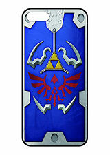 Cool Zelda Hylian Shield graphic Case B  for  iphone 6 or 5S / 5 / 5C or 4S / 4