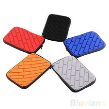 "Niversal Soft Zip Sleeve Case Full Pouch Cover Bag For 7"" Inch Tablet PC BF4U"