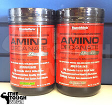 MuscleMeds AMINO DECANATE 30servings MUSCLE BUILDING muscle meds - PICK A FLAVOR