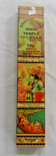 Song of India Incense Sticks 15 gm - You Pick Quantity!  (Indian Temple, Wicca)