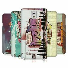 HEAD CASE DESIGNS POSTCARDS CASE COVER FOR SAMSUNG GALAXY NOTE 3
