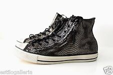 Converse X John Varvatos CT Double Zip Men's Sneakers Black/Turtle 139718C