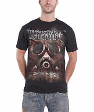 Bullet For My Valentine Temper Temper Gas Mask Official Mens New Black T Shirt