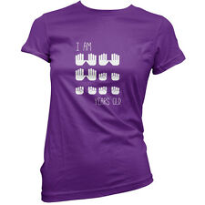 I Am 30 Years Old - Womens / Ladies T-Shirt - 11 Colours - 30th Birthday Present