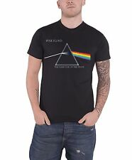 Pink Floyd Dark Side Of The Moon Courier Official Mens New T Shirt