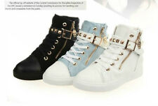Korean version fashion Sell like hot cakes High  couples canvas shoes