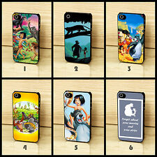 Disney Jungle Book Mowgly Baloo Bagheera Case Cover for iPhone 4 4s 5 5s 5c 6