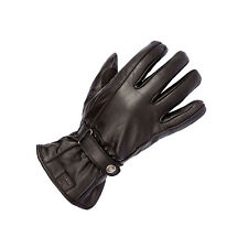 SPADA FREE RIDE WP WATERPROOF MOTORCYCLE MOTORBIKE GLOVES BLACK