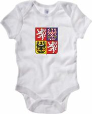 Baby korper military militar BABY_TM0083 Czech republic national emblem citta