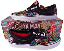 Vans Mighty Avengers Marvel Era Lo Skate Shoe Sneaker Iron Man Hulk Thor 0049974