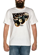 The Beatles Rubber Soul White Graphic Tee 100% Cotton Short Sleeve