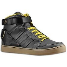 Adidas Mens Shoes/Sneakers/Trainers 3.0 Workwear Grey/Yellow Q32588 NIB $95*RARE