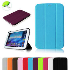 "For Samsung Galaxy Note 8.0 8"" Tablet Ultra Slim Folio Smart Case Cover"