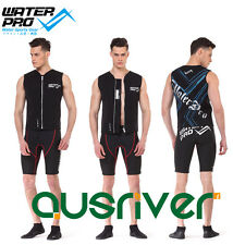 Black Men Women Water Pro Snorkeling Wetsuit 3.5mm Comfortable Vest Winter