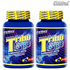Tribu Up 120/240 Caps. Testosterone Booster Natural Anabolic Tribulus Terrestris