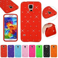 Soft Silicone Grip Rubber Gel Case Cover for Samsung Galaxy All Phone Models