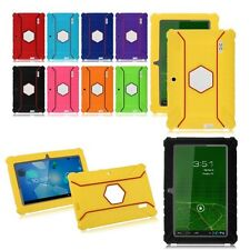 """7"""" 9 """"in Silicone Pelle Cover Case per A13 A20 A23 Allwinner Touchpad Tablet PC"""