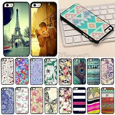 Colored Drawing Pattern Hard Back Case Cover Skin For Apple iPhone4 4S 5 5S 5C