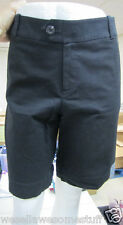DOCKERS Bermuda Shorts TRULY SLIMMING in BLACK Size 6 and 10 CHINO New w/Tag