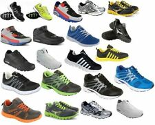 NEW MENS AIR TECH SHOCK ABSORBING SPORTS SHOES RUNNING TRAINERS SHOE SIZES 7-11