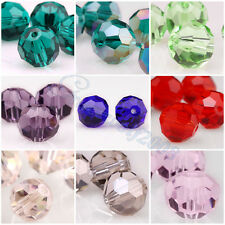 New 100pcs Round 5000 3mm Austria Crystal Beads Loose Beads DIY Gemstone Jewelry