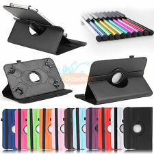 Rotaty Stand Case Cover For RCA Dragon Touch Y88 Verizon Ellipsis 7 Inch Tablet