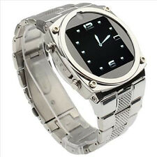 Watch Phone GSM TW818 Quad Band Camera BT Java GPRS MP4 1.6-inch Touch Screen