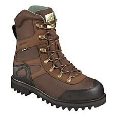 "Wood N' Stream Men's 8"" Interceptor Maxi Brown Boot 1004"
