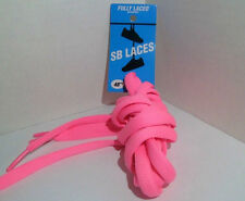 """NEON PINK SB LACES DUNKS LOW 48"""" HIGH 60"""" NIKE OVAL SHOELACE"""