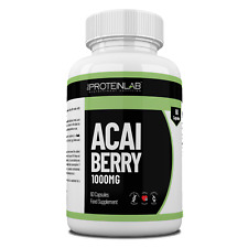 Acai Berry Super Strength Diet Pills Weight Loss Fat Burner Slimming Tablets