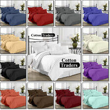 Hotel Sale Brand New 15 Color 1200TC 100% Egyptian Cotton for UK All Size