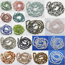Wholesale Lots bulk 6mm-9mm chip gem stone loose beads for Jewelry life-tree DIY