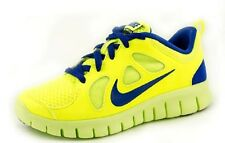 NIKE Free 5.0 VOLT Running Shoes GS NIB Select Kids Youth Size