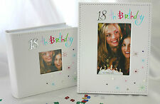 Photo Album 18th 21st Birthday Frame Party Photos Photography Pictures