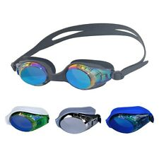 New Clear Sight Unisex Style Youth Sports Swimming Goggles with Edge Buckle @J7