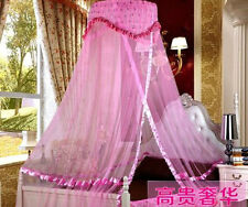 princess bud silk condole top of Europe type style palace mosquito nets