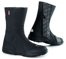 Waterproof Motorcycle Boots Winter Touring Apparel Black Rain Curiser