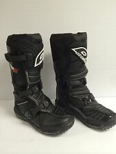 ONeal Youth Element Motocross Boots Black multiple sizes